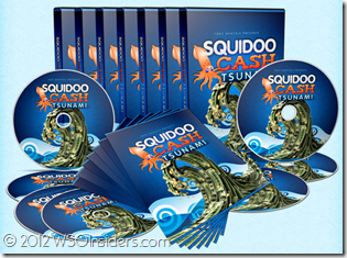 Squidoo Cash Tsunami How One Regular Guy   Squidoo = $120-Day